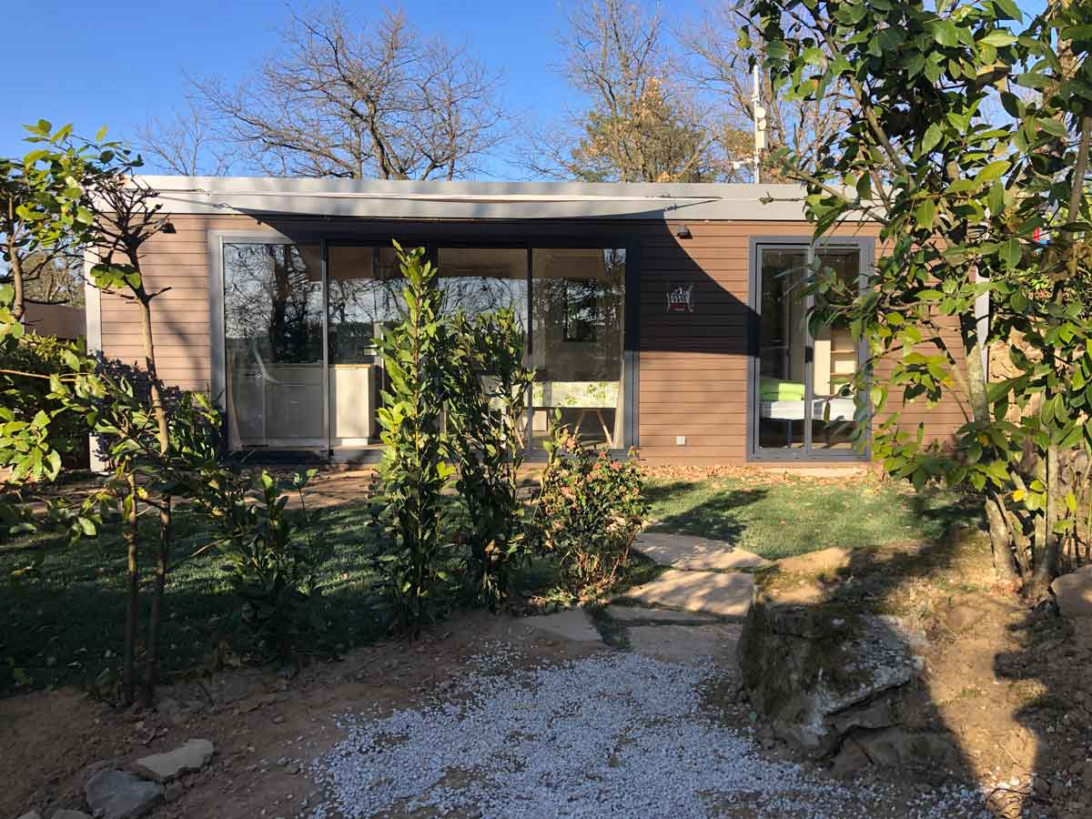 Mobile Homes Tuscany In Nature Camping Barco Reale